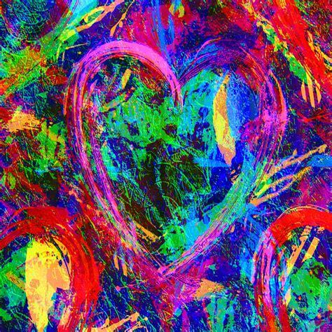 modern art happy valentines day modern art gallery