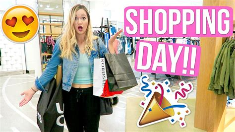 shopping for s day shopping day w alishamarievlogs