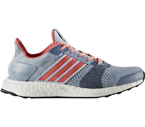 adidas ultra boost st s running shoes light blue light pink buy it at the keller