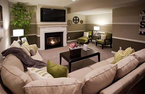 basement living room 10 cozy living room ideas for your home decoration
