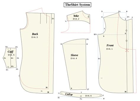svg pattern external file file the shirt system sewing pattern svg wikipedia