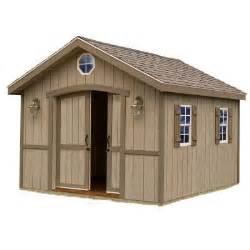 best barns cambridge 10 ft. x 12 ft. wood storage shed kit