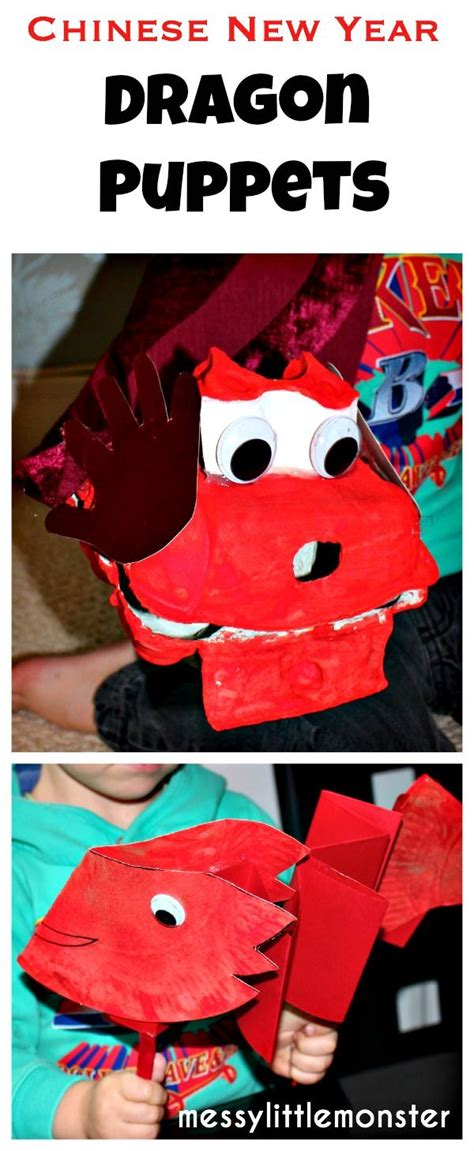 new year puppet 183 best new year asian crafts for images