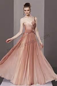 prom dresses online picture color one shoulder chiffon