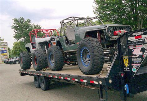 Dave S Jeep Jeep Yj Tj Crawlers Dave Flickr