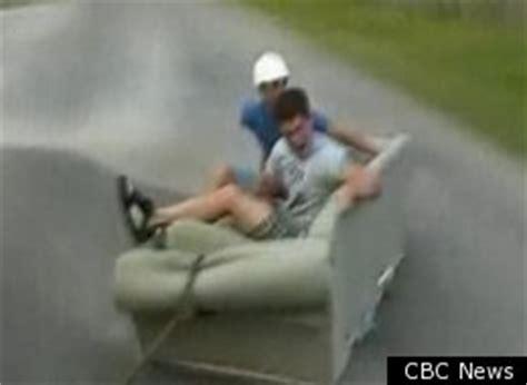 couch surfing dangers couch surfing stunt kills man in quebec