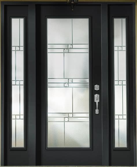 modern door styles exterior doors medeiros trim ltd