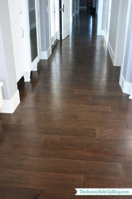 hardwood flooring  sunny side  blog