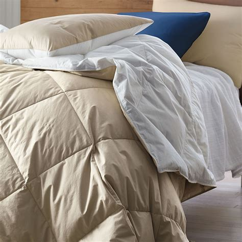 comforter and sham st tropez 174 reversible solid tcs 174 down and tcs 174 down free