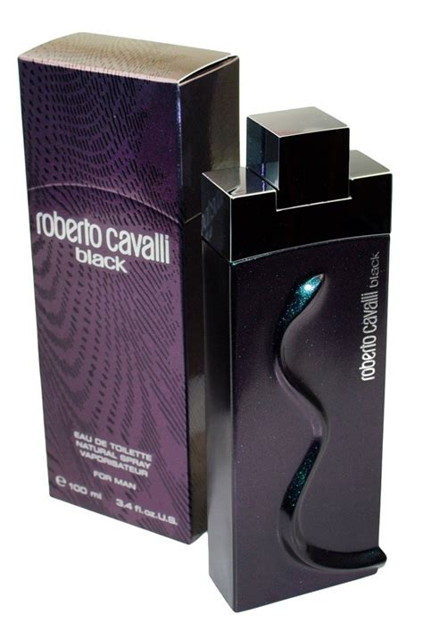Parfum Black roberto cavalli black eau de toilette duftbeschreibung