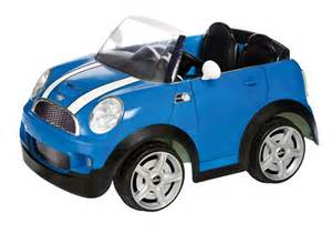 Mini Cooper Toys Mini Cooper S 12v Car In Store Pacific