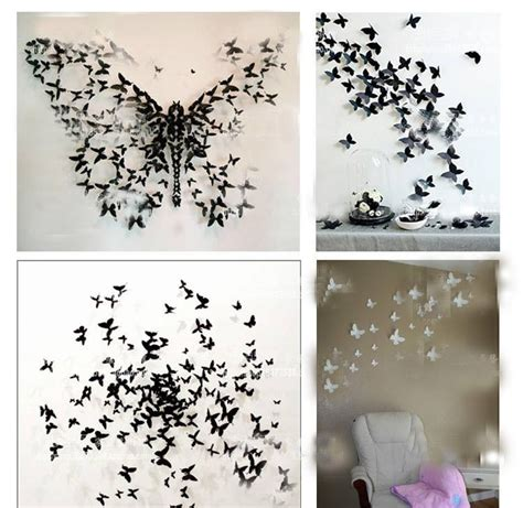 home decor  butterflies art upcycle art