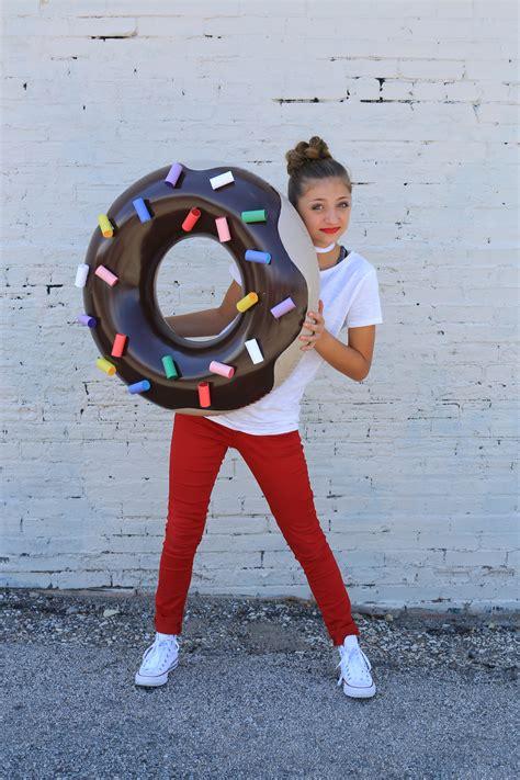 diy food halloween costumes kamri noel cute girls