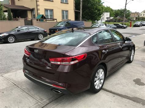 Cheap Kia Optima For Sale Used 2016 Kia Optima Lx Sedan 12 990 00