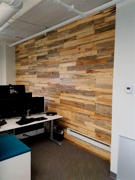 reclaimed wood wall paneling sustainable lumber company pre fab wood wall panels sustainable lumber company