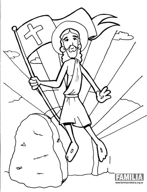 imagenes de jesus resucitado para niños dibujos de im 225 genes religiosas para pintar colorear im 225 genes