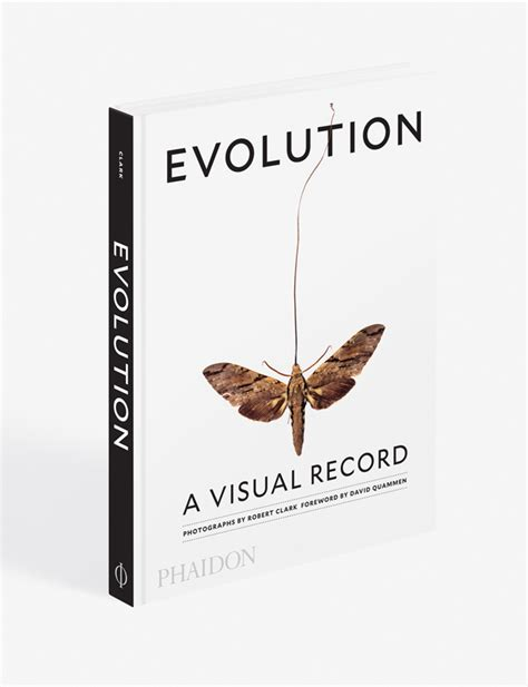 libro evolution a visual record how designers take a lead from the natural world photography agenda phaidon