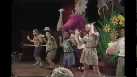 barney the backyard gang rock with barney episode 8 video barney the backyard gang rock with barney