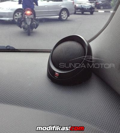Paket Audio Intersys baru paket audio car audio design high quality