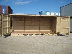 10 Ft Conex Box For Sale - sea box 20 x 8 freight iso container all access