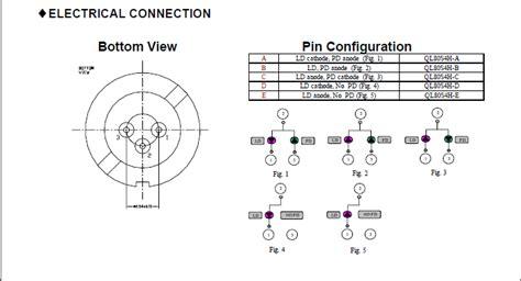 1 w laser diode 808nm 1w laser diode