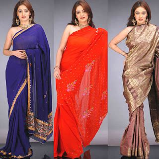 warisan tradisional pakaian tradisional kaum india sari