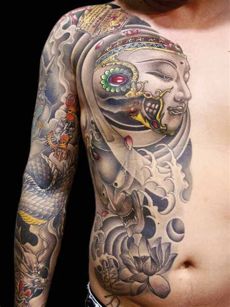 vietnamese tribal tattoo buch motiv