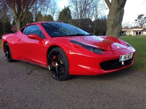 replica ferrari 458 italia ferrari 458 italia replica by dna for sale