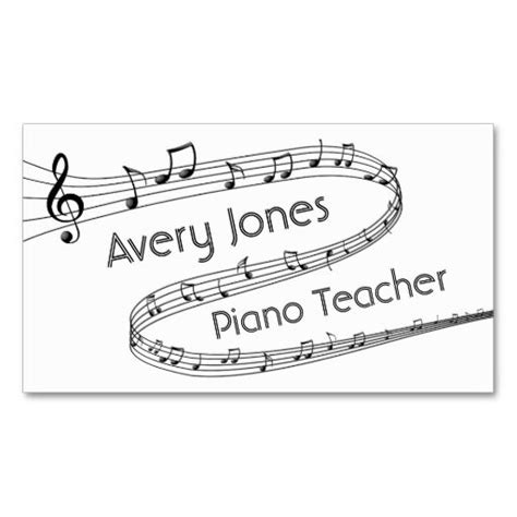 musical note card template 125 best images about musical note templates on