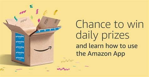 Amazon Prime Giveaway - amazon prime day giveaway sweepstakes 2017 how to prizes