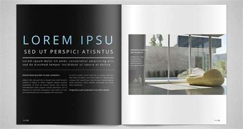 20 modern style brochure catalogue template design modern catalog magazine template catalog templates pixeden