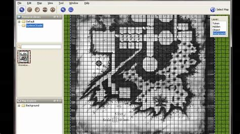 tutorial video mapping maptool aaron s tutorial part1 importing scanned