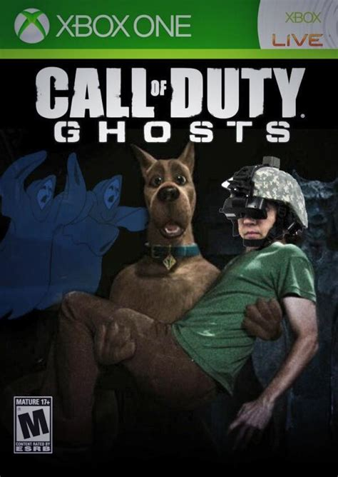 Call Of Duty Ghosts Meme - dog call of duty dog know your meme