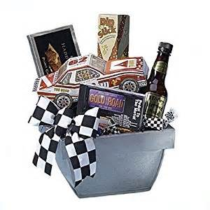 themed gifts car racing themed gift basket great fathers day gift idea