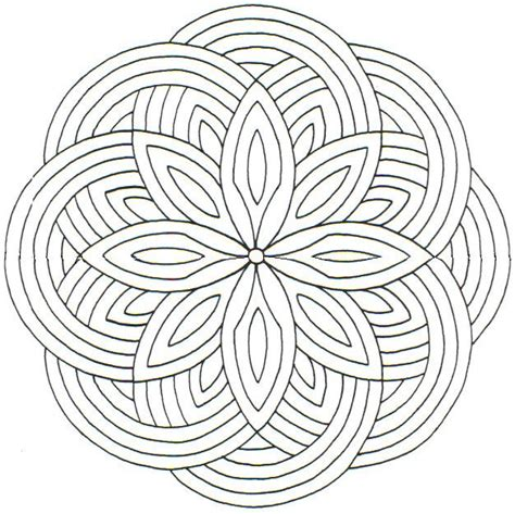 difficult pattern in c hard pattern coloring pages