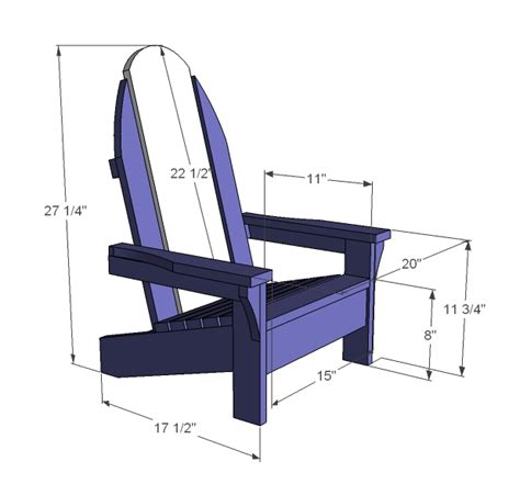Kid Sized Chairs by Guide To Get Child Size Adirondack Chair Plan Adrian S Blogs