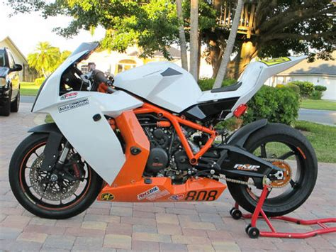 2011 Ktm Rc8r For Sale Zxr400 Archives Sportbikes For Sale