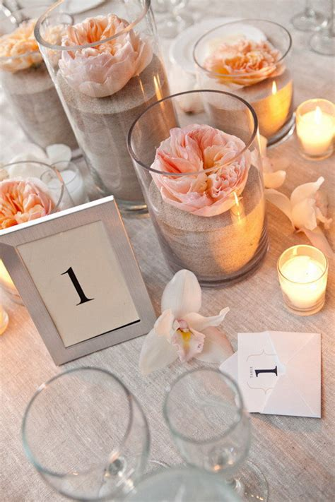 wedding centerpieces with candles and sand 40 diy wedding centerpieces ideas for your reception tulle chantilly wedding