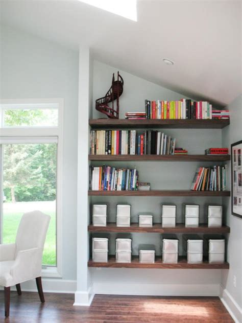 bookshelf ideas for small rooms best 25 small bookshelf