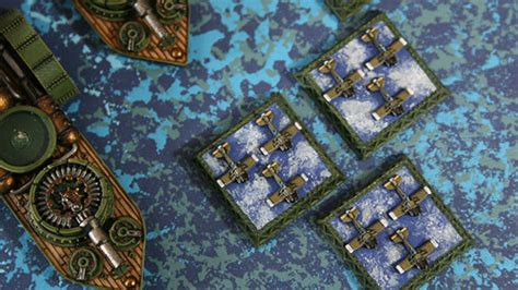 Steunk Papercraft - steunk wars dystopian wars fsa mechanical gears page 8