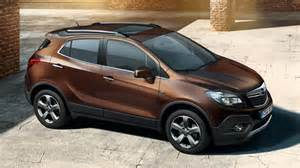 Opel Mokka Automatic Opel Mokka Moscow Edition To Premiere At The Moscow Auto