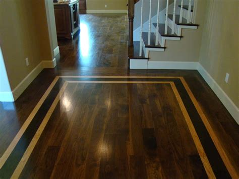 inlayed wood floors long island ny advanced hardwood