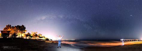 milky    beach milkyway astrophotography  spacelapsenet