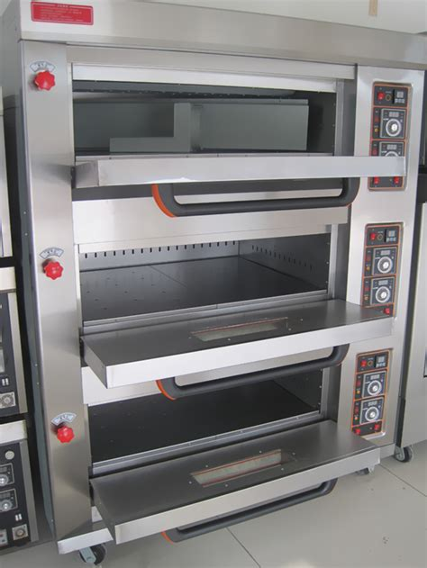 New Model Gas Deck Oven Bov Arf20h Oven Murah sinochef new model single deck gas bread baking oven for sale