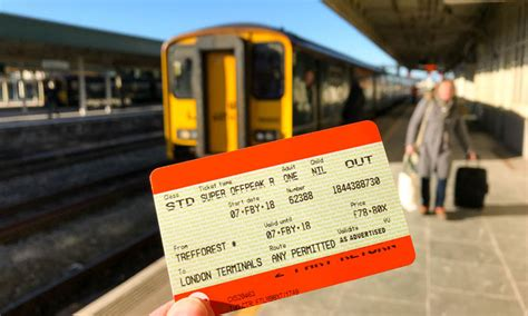 best rail fares root and branch reform for rail fares is on the table