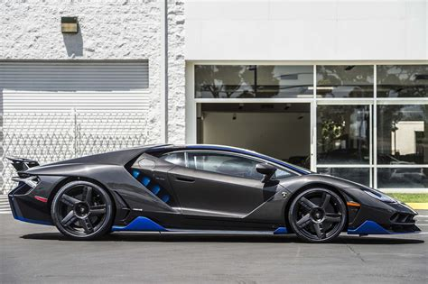 lamborghini centenario lamborghini delivers the first centenario in the u s