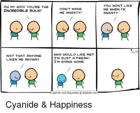Cyanide And Happiness Memes - 25 best memes about cyanide happiness cyanide happiness