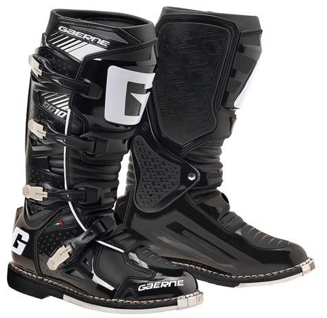 Sepatu Boot Gaerne gaerne the boot co mx offroad sg 102190 001 black