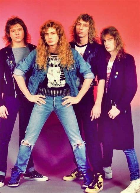 Kaos Band Metal Megadeth Mega7 83 best my crush dave mustaine images on megadeth dave mustaine and heavy metal
