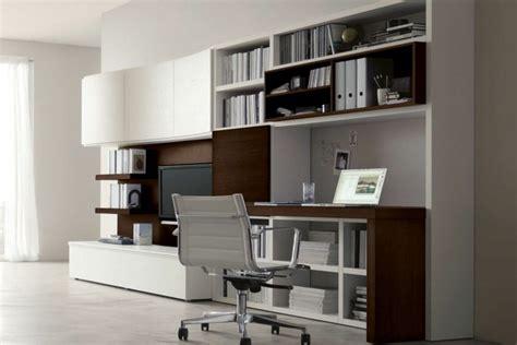 bureau de salon design am 233 nagement de bureau moderne dans un salon design